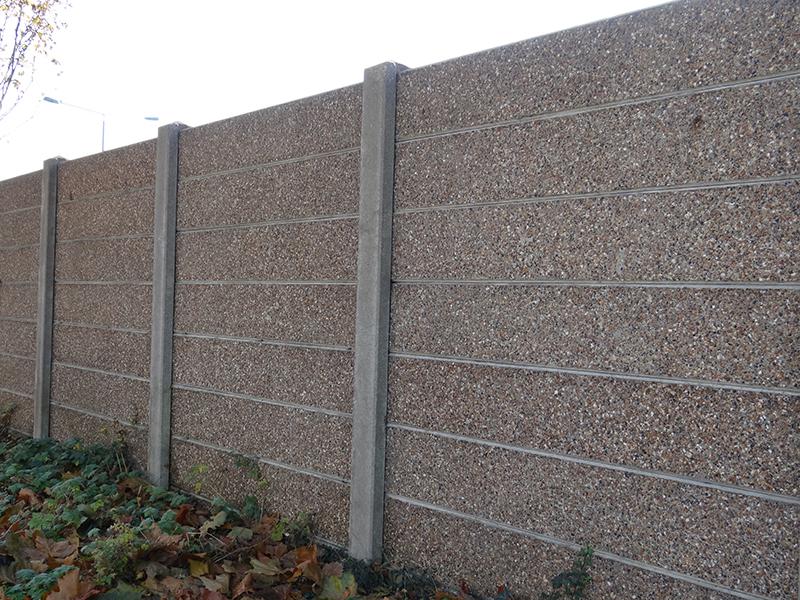 Acoustic Fencing Allen Concrete