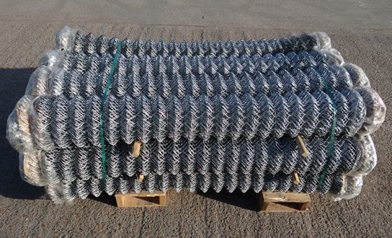 Galvanised Chain Link