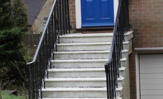 Steps, Treds & Risers