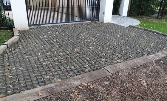 Hydraulically Pressed Paving Slabs | Allen Concrete