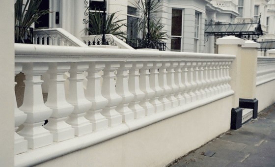 Everything you need to know about precast concrete balustrades