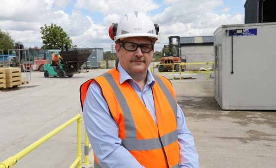Martin Walker joins Precast Products Group (PPG) as SHEQ coordinator
